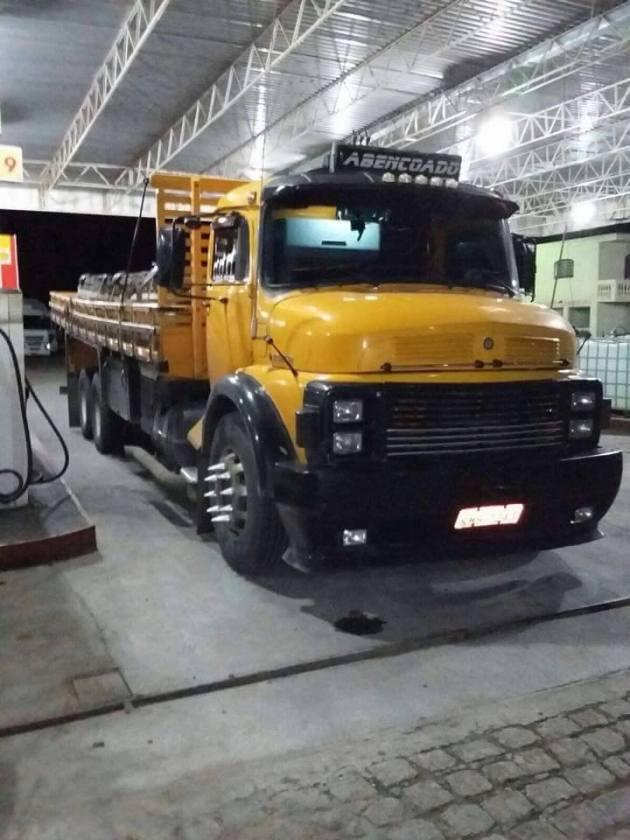 Caminhão com split 2