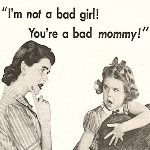 piores mães