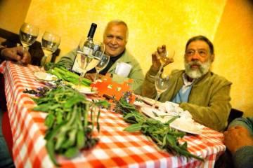 Foodinvasions, una serata di cibo e vino per raccontare l'Italia e capire come ripartire insieme.