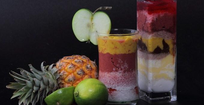 frutta e frullati