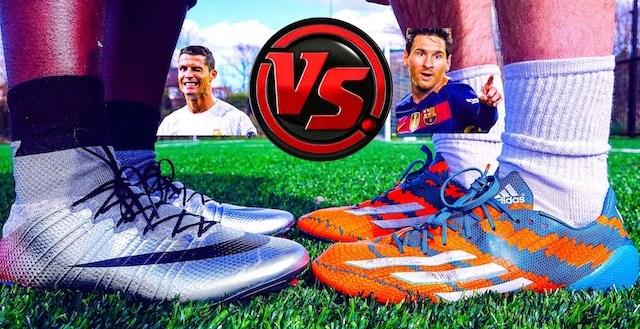 Scarpe da calcio, professionisti o dilettanti: come scegliere il modello giusto