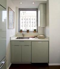 Small Kitchen Design - Kitchen Cabinet Design in Kuala Lumpur