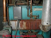 Tankless Coil Internal Leak Into the Heating Boiler How to ...