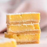 Mile High Keto Lemon Bars! Perfectly Tart and Silky Smooth!