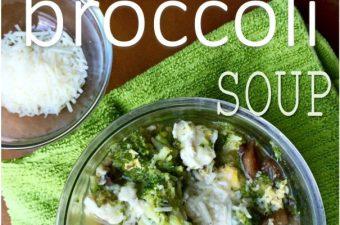 It's OK to be Basic→Broccoli Soup