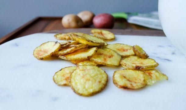 Fresh NO Fry Potato Chips