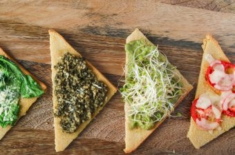 The Hot Chick{pea} Flatbread