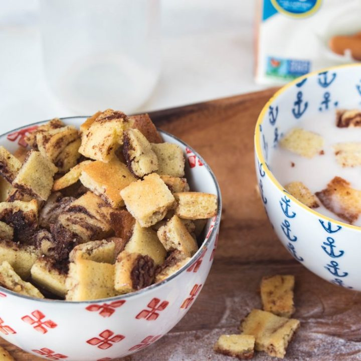 Gluten Free Snickerdoodle Cereal