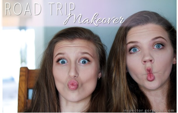 Makeover On The Road: Liv and Loren