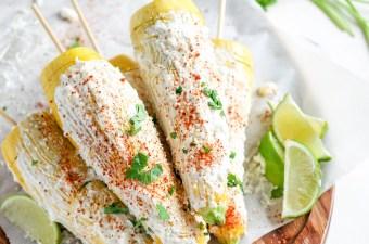Keto Mexican Street Corn Style Squash