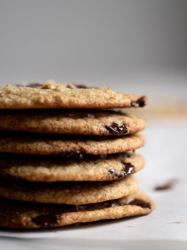 Keto Chocolate Chip Slam Cookies