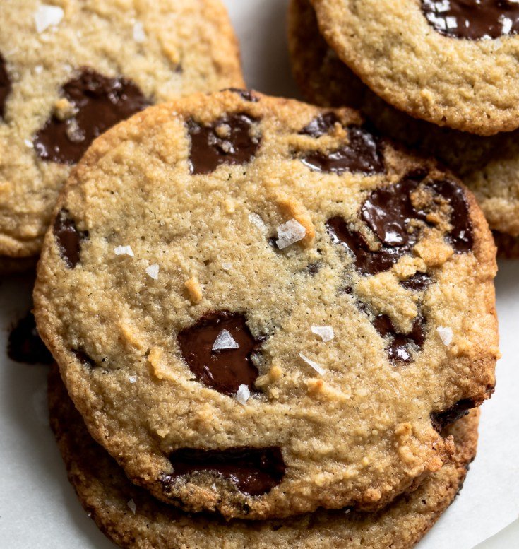 "Keto Chewy Chocolate Chip ""Slam"" Cookies"