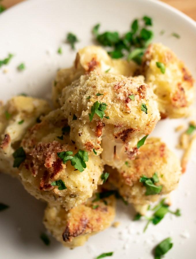 Gluten Free Roasted Cauliflower