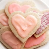 Easy Iced Keto Sugar Cookies!