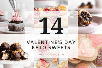14 Keto Mood Foods to Make (and Share!) For Valentine's Day