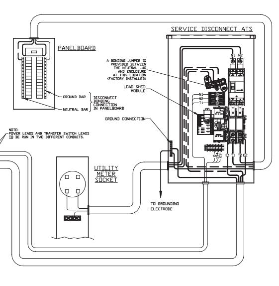 Generac Home Generator Wiring Diagram