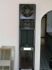 Wall Furnace: Empire Gravity Vented Wall Furnace