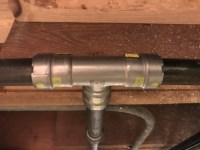Push fittings on gas pipes - Plumbing Forum - The ...