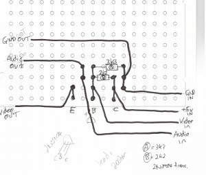 Rca Cable Switch Box RCA Audio Switch Wiring Diagram ~ Odicis