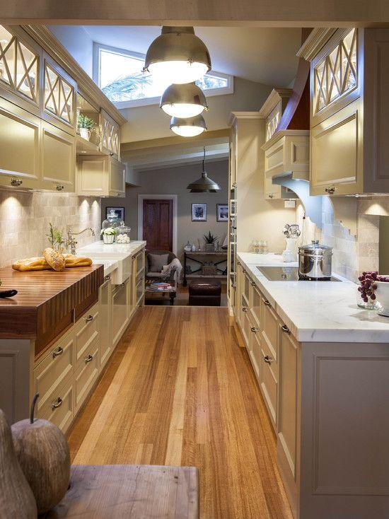 amenager une cuisine en longueur 20