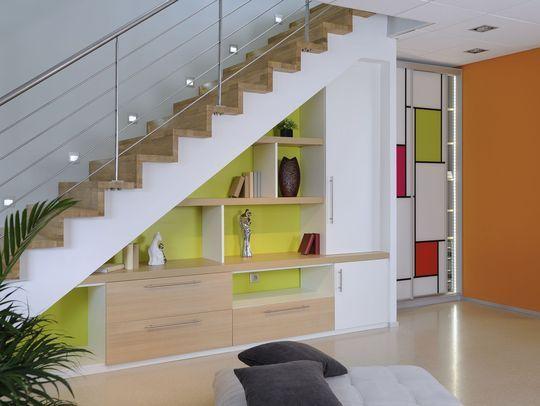 sous escaliers 20 idees gain de place