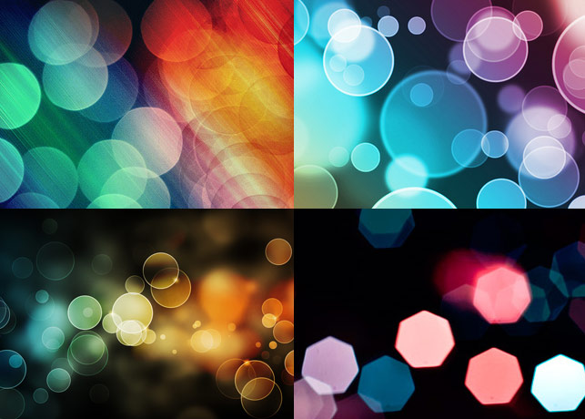 brilliant bokeh wallpapers