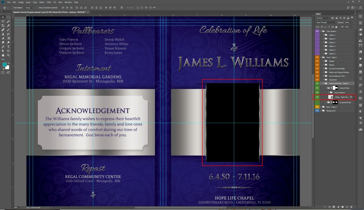 How to Insert Photoshop Smart Object