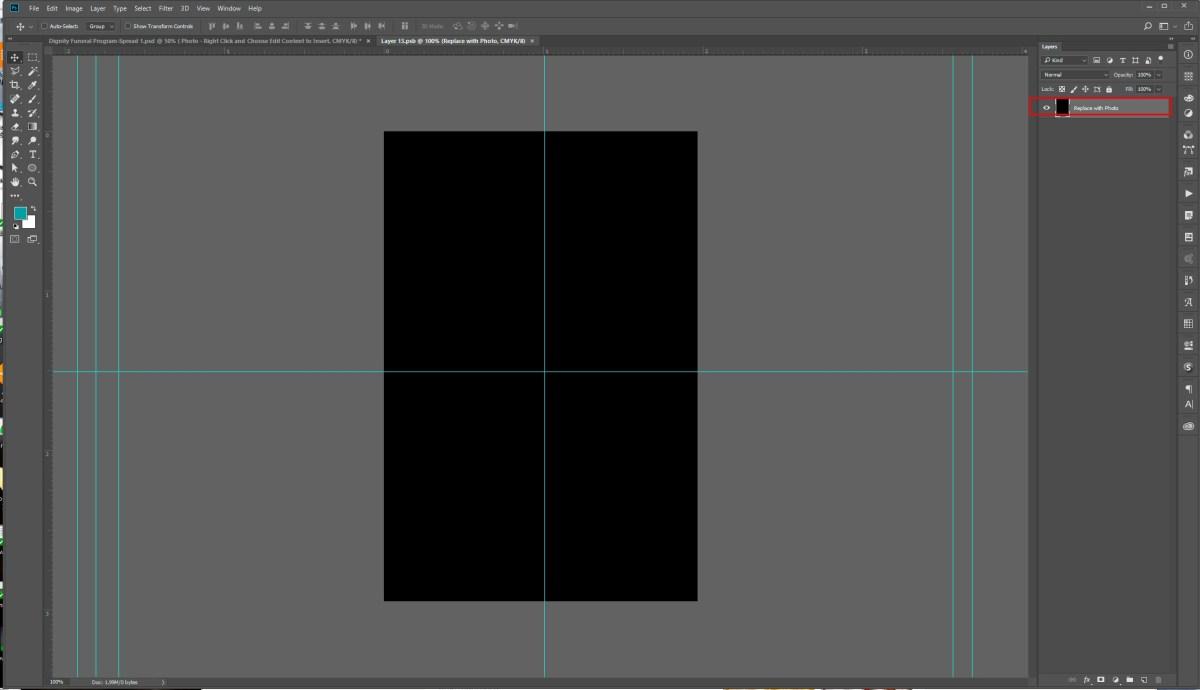 Photoshop Smart Object Layer