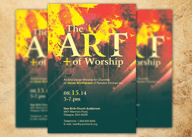 art of worship church