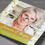 We Will Miss You Funeral Program Template