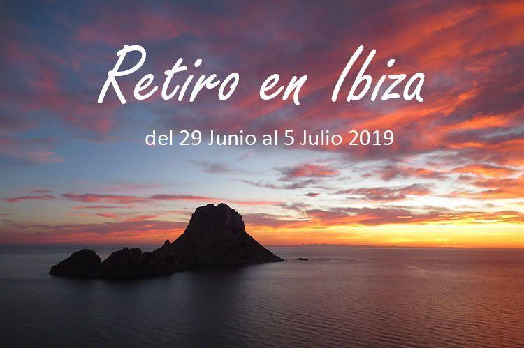 Vacaciones de Yoga en Ibiza Julio 2019