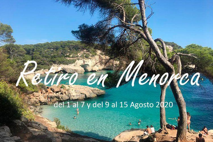 Retiro de Yoga en Menorca Agosto 2020