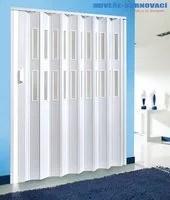 kvalitní shrnovací dveře