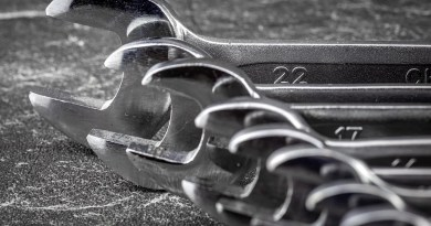 Wrench Spanner Open Craft Tool  - analogicus / Pixabay