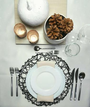 Jesienny stół
