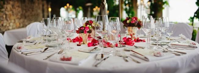 Ślub z jesienną nutą - dekoracje ślubne