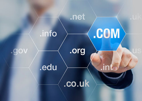 Domain names and website hosting - Inspiratech