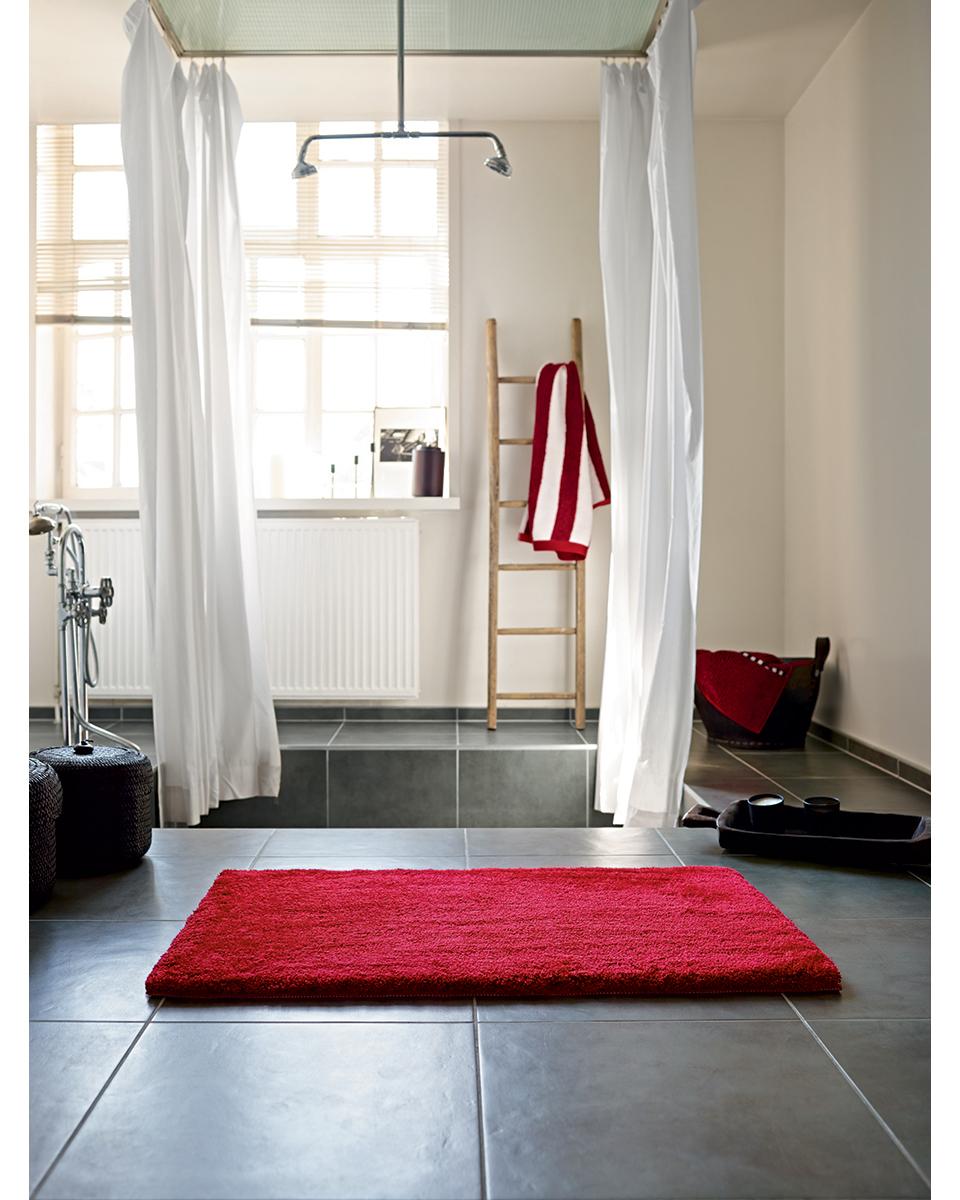 tapis de salle de bain de prestige