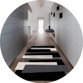 pourquoi acheter un tapis de couloir