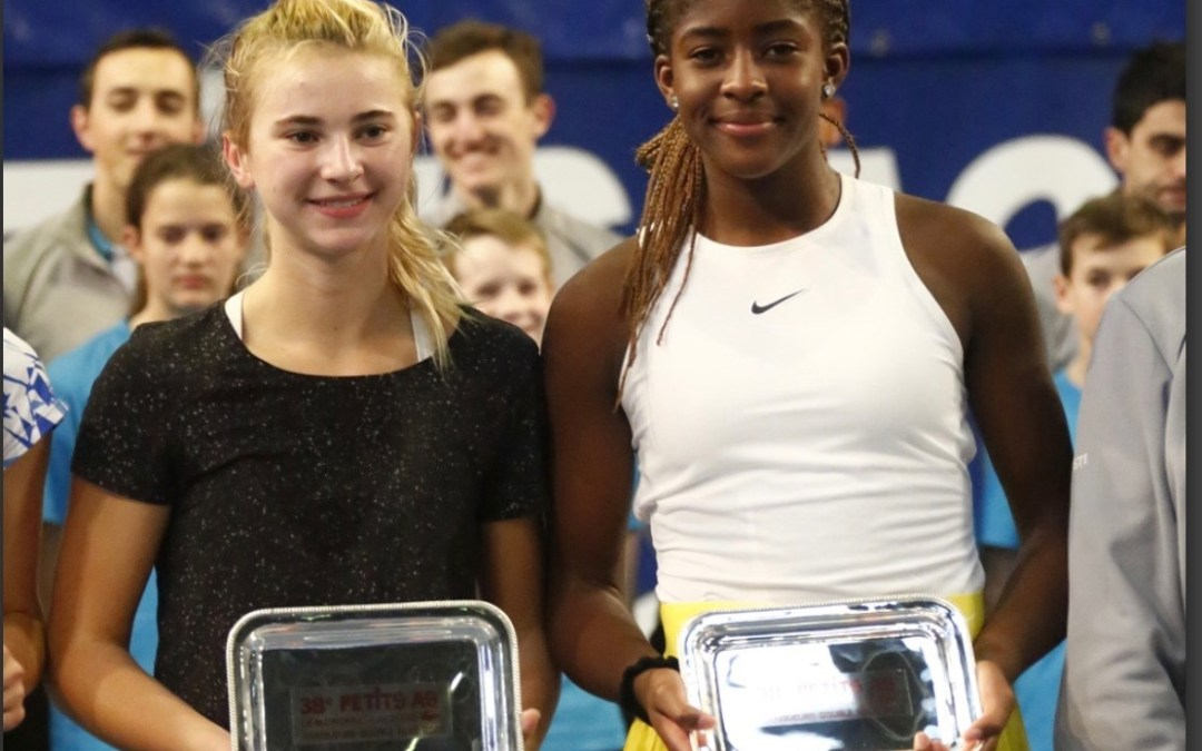 Inspiration Academy Tennis Student Brooklyn Olson Takes Doubles Title In Biggest Tournament in the World