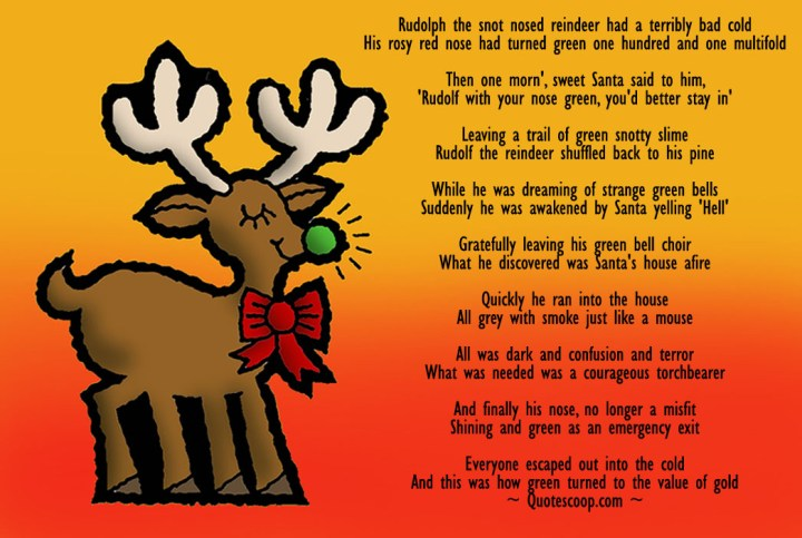 Funny Christmas Poems For Senior Citizens