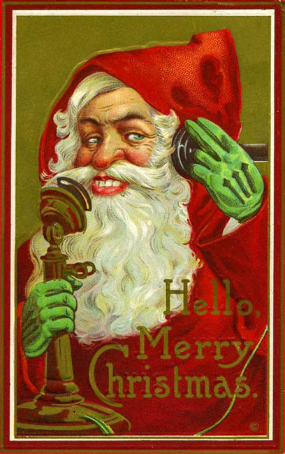 Free Printable Christmas Cards Funny & Vintage Greetings