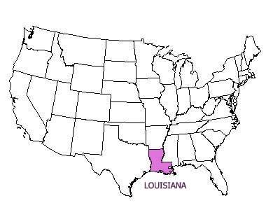 Louisiana State Motto, Nicknames and Slogans