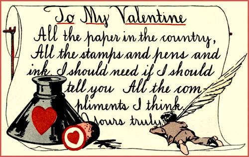 Short Valentine Message For My Boyfriend  Valentine Gift