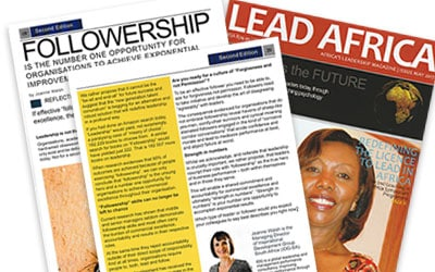 Followership is the Number One Opportunity for Organisations to Achieve Exponential Improvement in Commercial Excellence