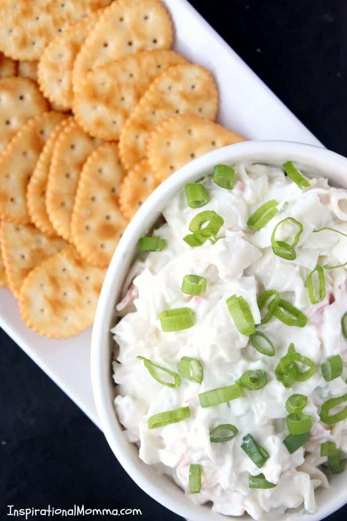 recipe: crabmeat and cream cheese dip [31]