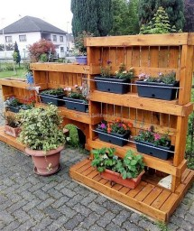 Pallet Ideas Garden And Outdoors Diy Motive