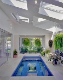 covered and enclosed outdoor living