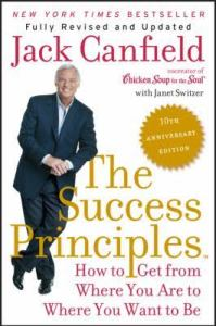 The Success Principles - by Jack Canfield