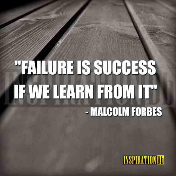 Malcolm Forbes Quote Poster